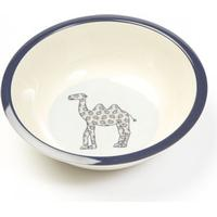 Smallstuff Melamin Bowl Denim Animal