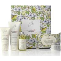 Baby Spa Gift Box fra Storksak Organics