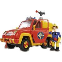 Simba Sam Fire Engine Venus with Figurine