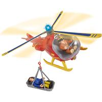 Simba Sam Helicopter with Figurine