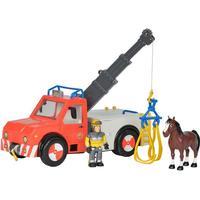 Simba Sam Phoenix with Figurine & Horse