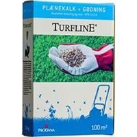 Turfline®Gräsmattekalk + gödsel, NPK 11-2-4