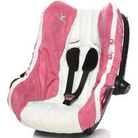 Wallaboo Infant Car Seat Cover - Pink