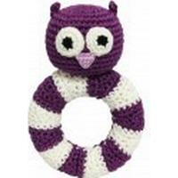 NatureZoo Mrs.Owl Ring Rattle