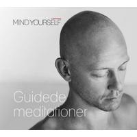 No Guidede Meditationer v/ Simon Krohn (CD)