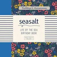 Seasalt: Life by the Sea Birthday Book