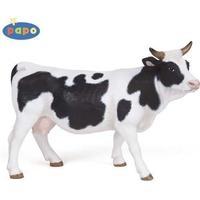 Papo Black & White Cow 51148