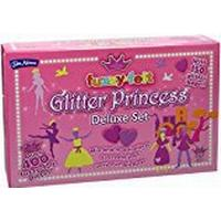John Adams Fuzzy-Felt Glitter Princess Set