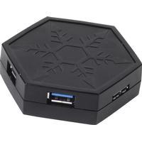 Silverstone SST-EP01 4-Port USB 3.0/3.1 Extern