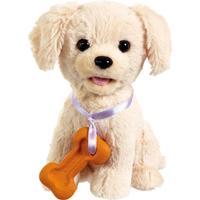 Vivid Imaginations Animagic Feed & Care Puppy Soft Plush Toy