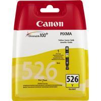 Canon CLI526Y gul bläckpatron 4543B001 Original Canon CLI526Y