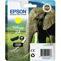 Epson 24 gul bläckpatron 4,6ml original Epson C13T24244010