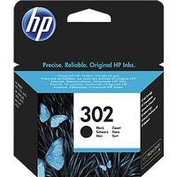HP 302 svart bläckpatron 3,5ml original HP F6U66AE
