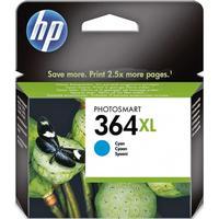 HP 364XL cyan bläckpatron 6 ml original HP CB323EE