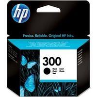 HP 300 svart bläckpatron 4 ml original HP CC640EE