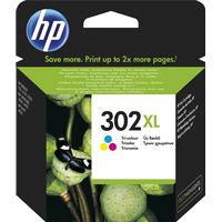 HP 302XL färgbläckpatron 8 ml original HP F6U67AE
