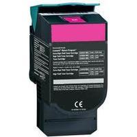 Lexmark C544X1MG magenta toner kompatibel 4.000 sidor