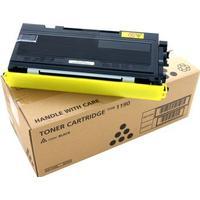 Ricoh Laser Fax 1190L svart Toner 2.500 sidor original Ricoh 431013