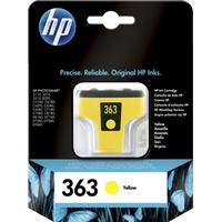 HP 363 gul bläckpatron 6 ml HP C8773EE Original