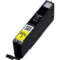 Canon CLI-551XLY gul bläckpatron 11 ml kompatibel
