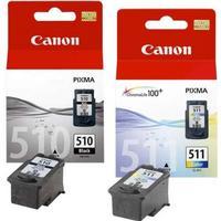 multi Canon PG-510 + CL-511 Original Canon 2970B010