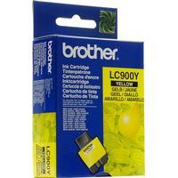 Brother LC900Y gul bläckpatron 12ml original