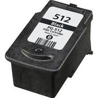 Canon PG-512 svart bläckpatron 14ml kompatibel Canon 2970B001