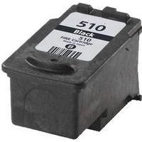 Canon PG-510 svart bläckpatron 14ml kompatibel Canon 2970B001
