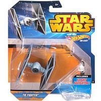 Hot Wheels Star Wars Tie Fighter Ship 100 Gr