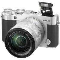 Fujifilm X-A3 + 16-50mm OIS II