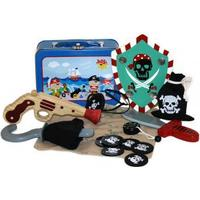 Magni Pirate Set in Suitcase 8pcs