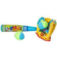 Baseballspel till barn - 41 cm slagträ i lätt plast