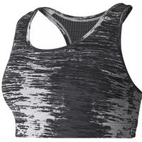 Casall Iconic Sports-BH - Oblique Sort/Hvid