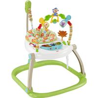 Fisher Price Hoppstol Jumperoo Rainforest Friends Spacesaver