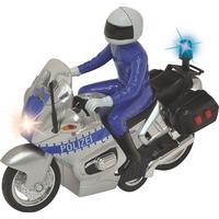 Dickie Toys Polismotorcykel