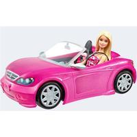 Mattel Barbie & Glam Convertible Doll