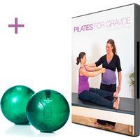 Pilates for gravide (DVD + Grønne bolde)
