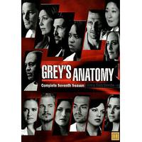 Grey's Anatomy: Säsong 7 (6DVD) (DVD 2011)