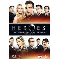 Heroes: Complete series (20DVD) (DVD 2014)