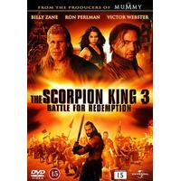 Scorpion King 3: Battle for redemption (DVD) (DVD 2012)