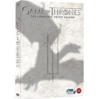 Game of thrones: Säsong 3 (5DVD) (DVD 2013)