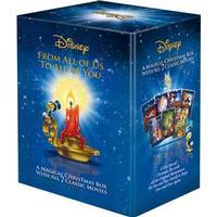 Disney DVD-box 2014 - 7 filmer (7DVD) (DVD 2014)