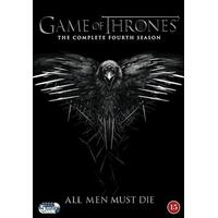 Game of thrones: Säsong 4 (5DVD) (DVD 2014)