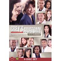 Grey's Anatomy: Säsong 10 (6DVD) (DVD 2013)