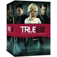 True blood: Complete collection (33DVD) (DVD 2014)