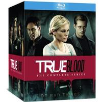 True blood: Complete collection (30Blu-ray) (Blu-Ray 2014)