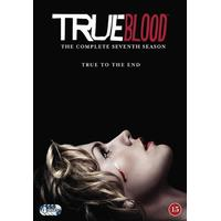 True blood: Säsong 7 (4DVD) (DVD 2014)