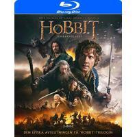 Hobbit 3 - Femhäraslaget (2Blu-ray) (Blu-Ray 2014)