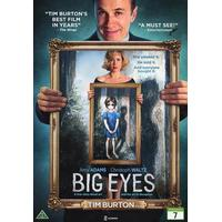 Big eyes (DVD) (DVD 2014)