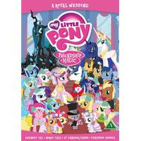 My little pony vol 10: A Canterlot wedding (DVD) (DVD 2011)
